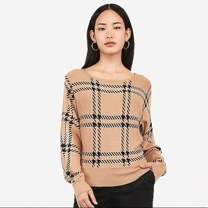 Express Dolman Sleeve Sweater